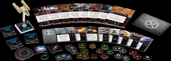 SW: X-Wing 2.Ed. - BTL-B-Y-Flügler