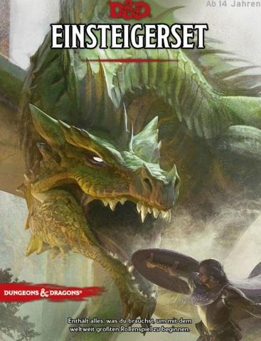 Dungeons & Dragons Einsteigerbox (4. Auflage)