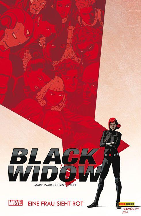 Black Widow 2: Eine Frau sieht Rot