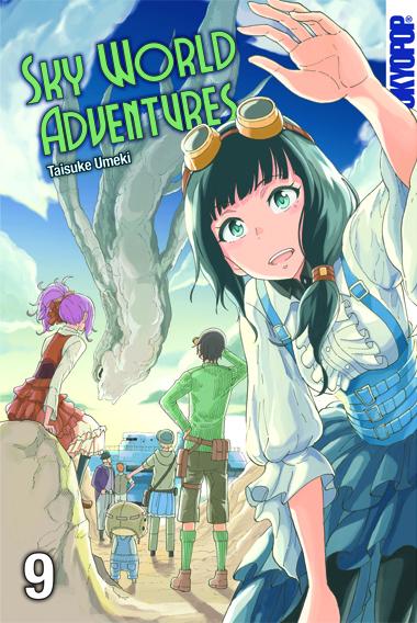 Sky World Adventures, Band 09
