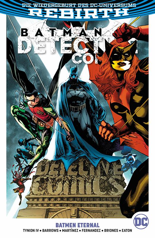 Batman: Detective Comics Paperback 7: Batman Eternal