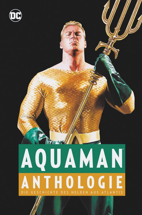 Aquaman - Anthologie