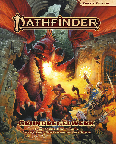Pathfinder - Grundregelwerk (2. Edition)