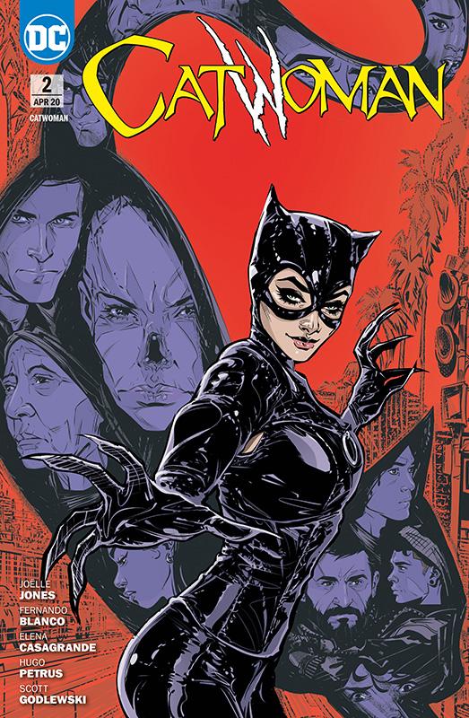 Catwoman: Bd. 2:  Blutopfer