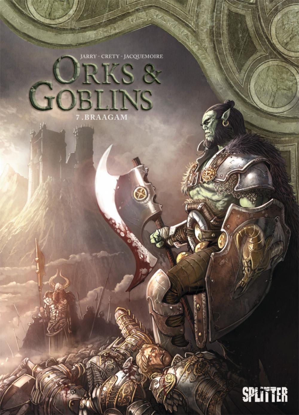 Orks und Goblins 7 : Braagam
