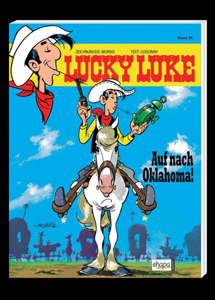 Lucky Luke 29: Auf nach Oklahoma!