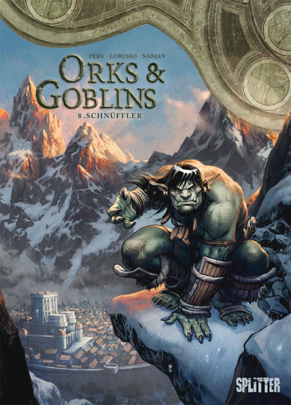 Orks und Goblins 8 : Schnüffler