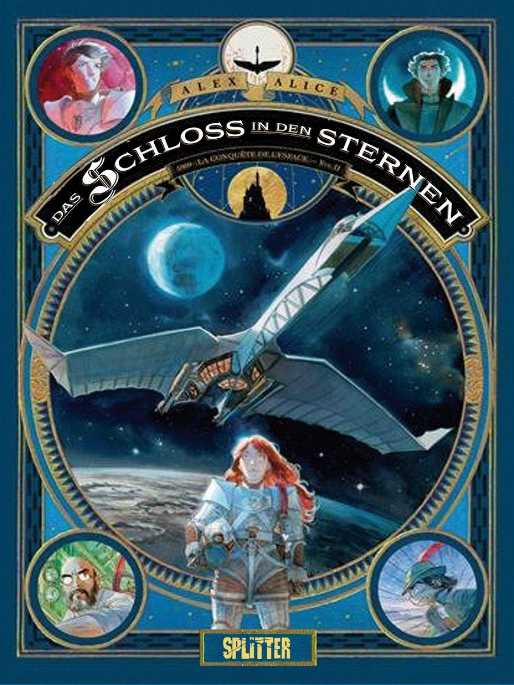 Das Schloss in den Sternen 2 : 1869 - Die Eroberung des Weltraums - Buch 2