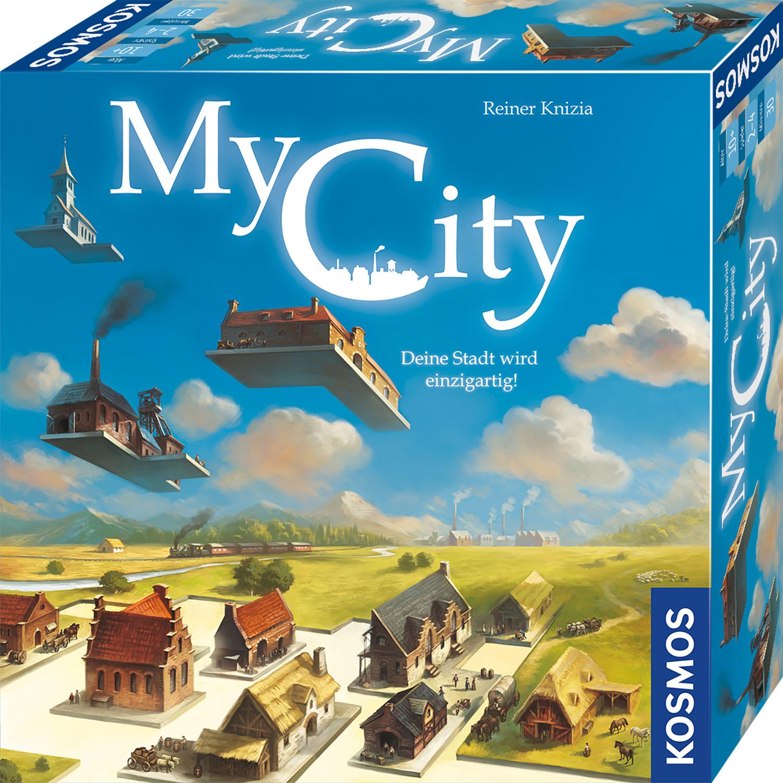 My City  - Deine Stadt wird einzigartig!