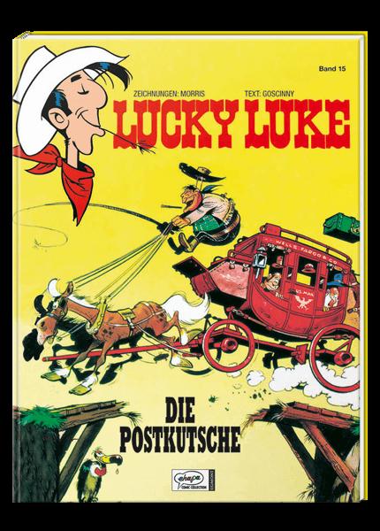 Lucky Luke 15: Die Postkutsche