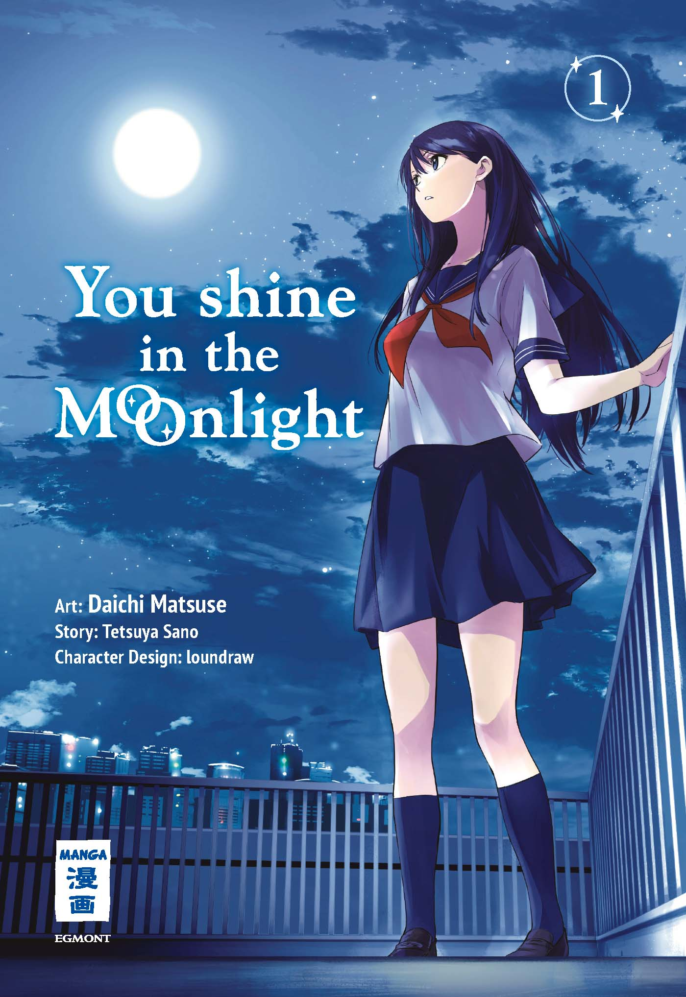 You Shine in the Moonlight 01