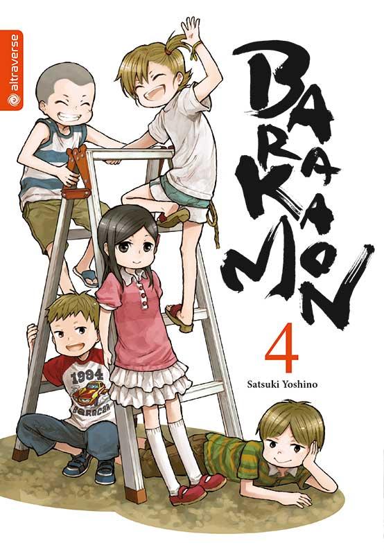 Barakamon 04