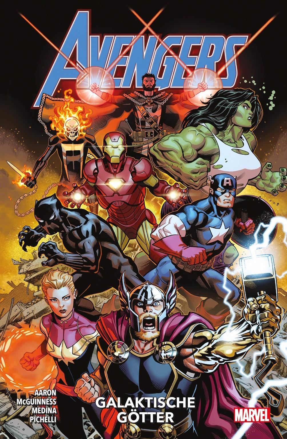 Avengers Paperback (2020) 1