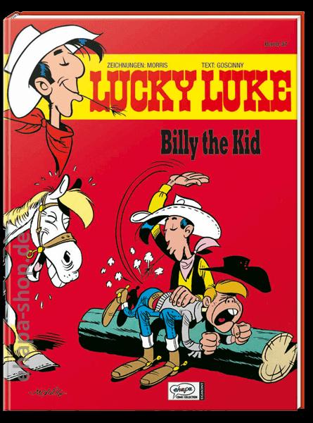 Lucky Luke 37: Billy The Kid
