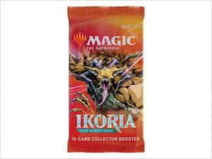 Ikoria: Reich der Behemothss Collector-Boosterpackung Englisch