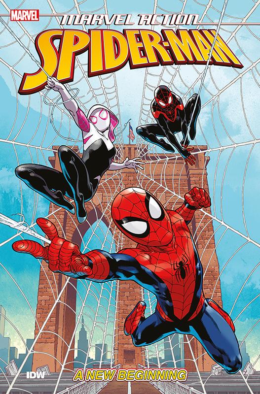 Marvel Action: Spider-Man 1 – Erste Abenteuer