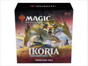 Ikoria: Reich der Behemoths Prerelease-Pack Deutsch