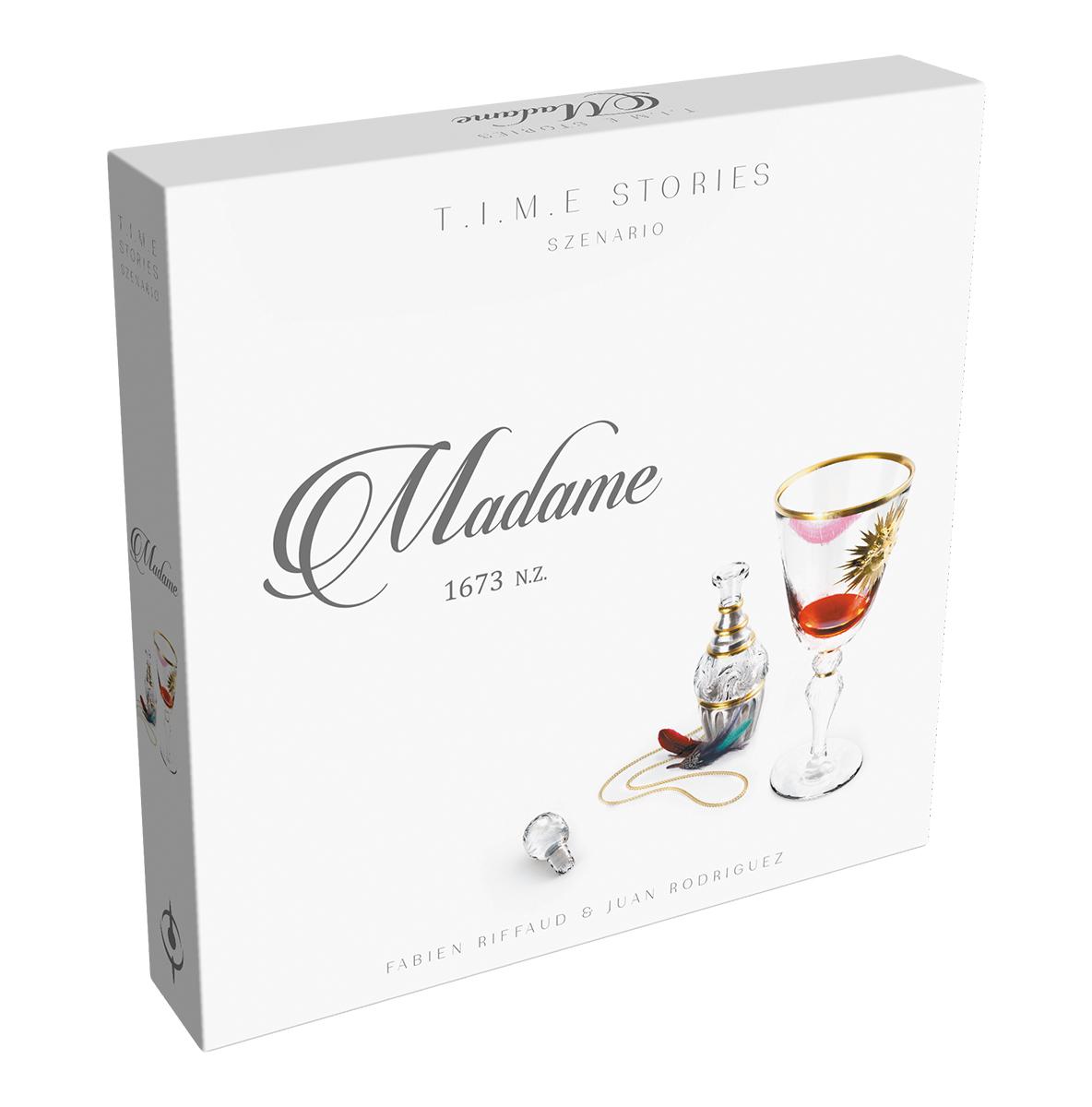 T.I.M.E Stories - Madame