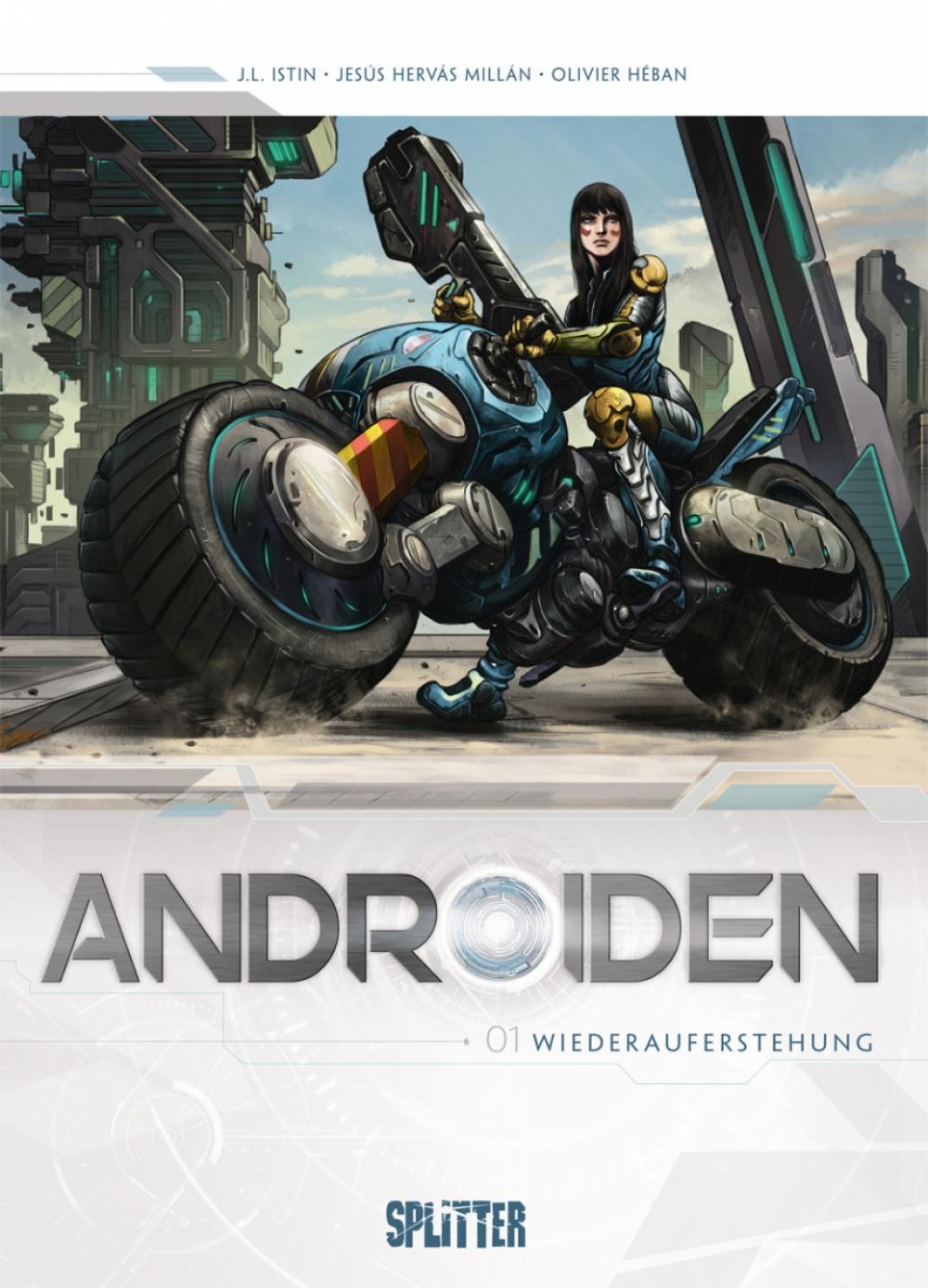 Androiden 01 : Wiederauferstehung