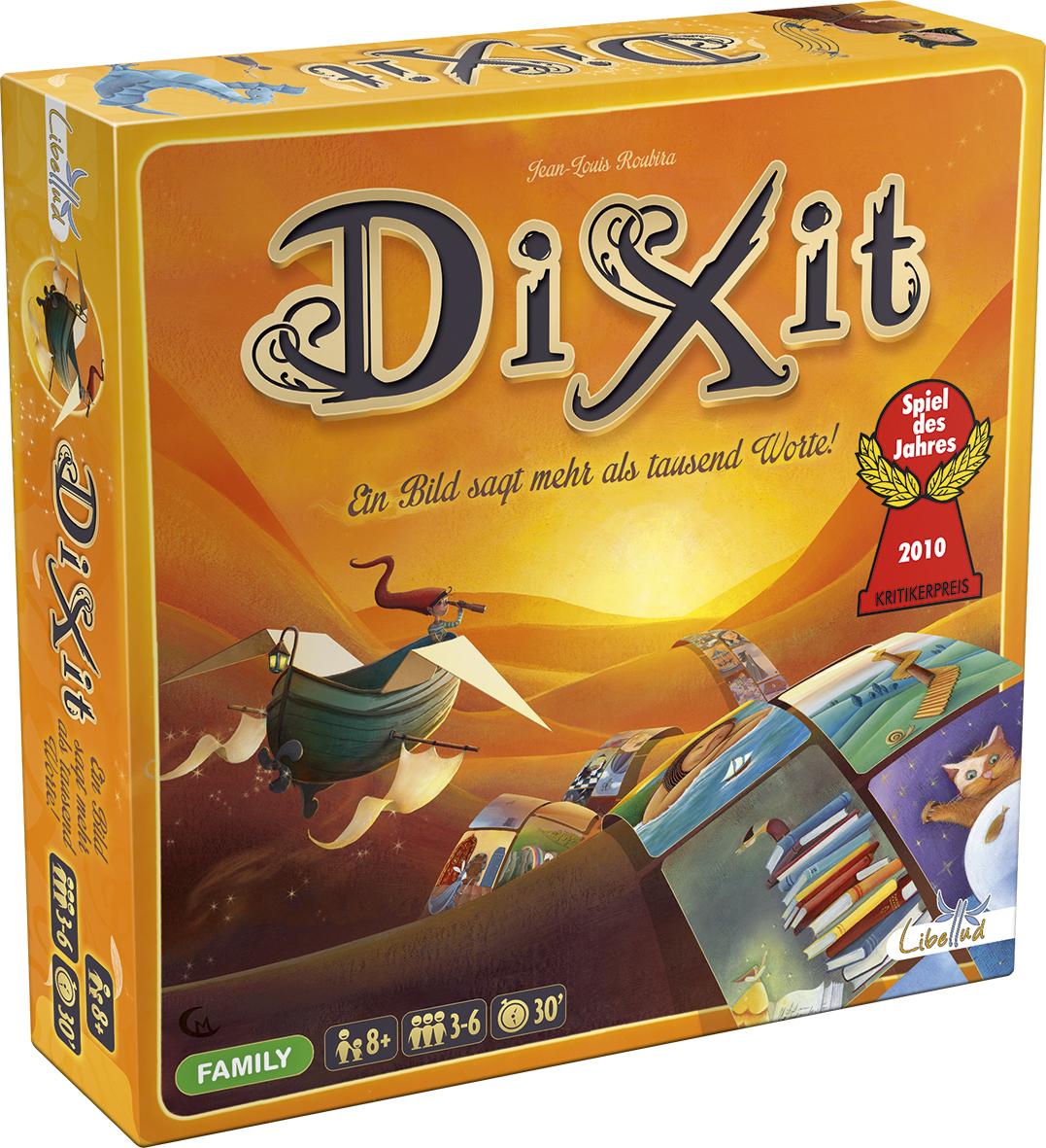 Dixit - Grundspiel
