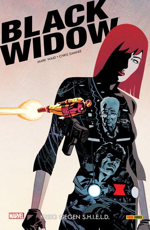 Black Widow: Bd. 1 : Krieg gegen S.H.I.E.L.D.