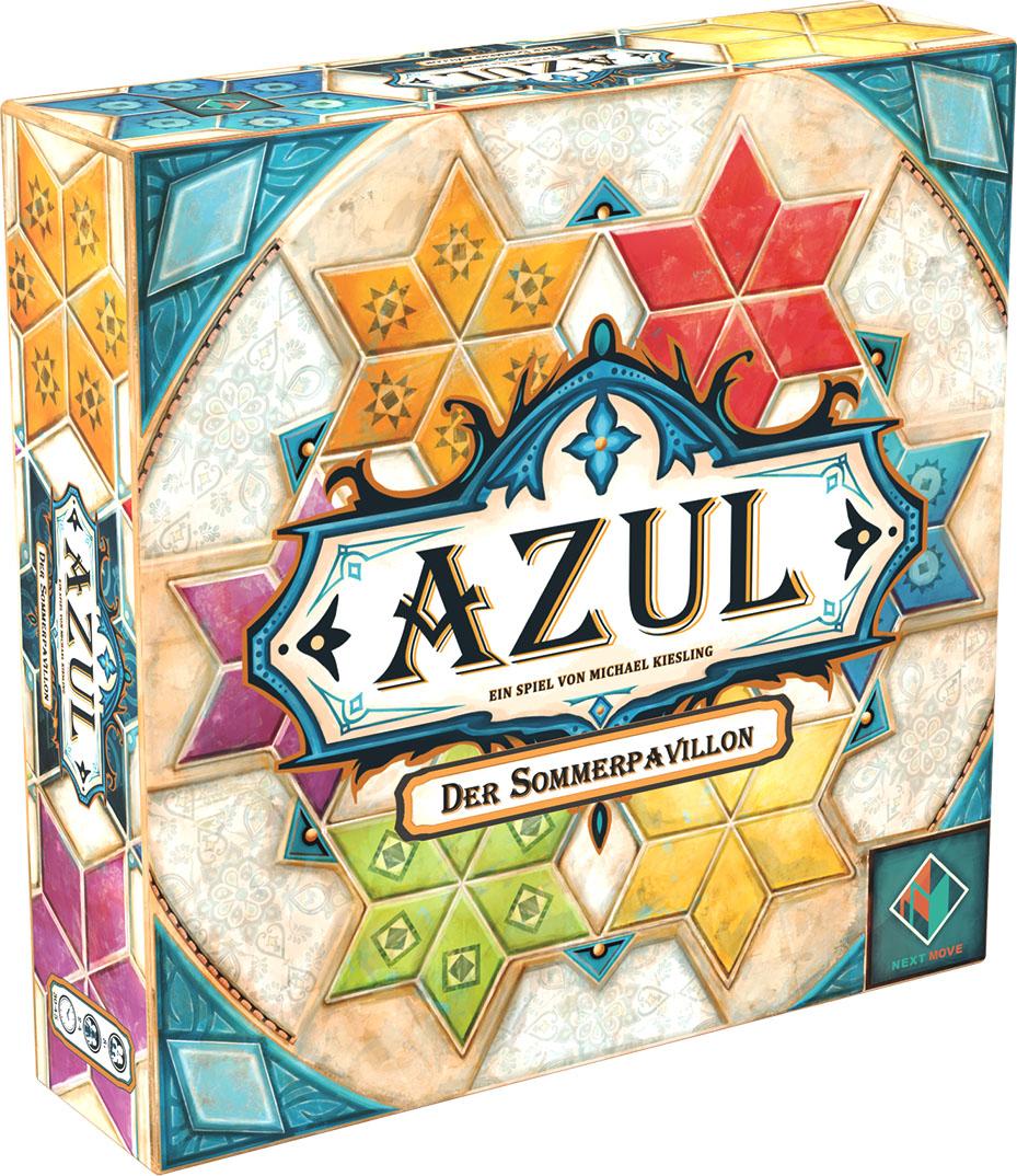 Azul - Der Sommerpavillon (Next Move Games) Pegasus Spiele