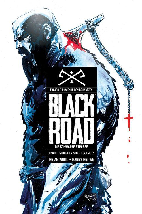 Black Road - Die schwarze Straße 1: Im Norden steht ein Kreuz