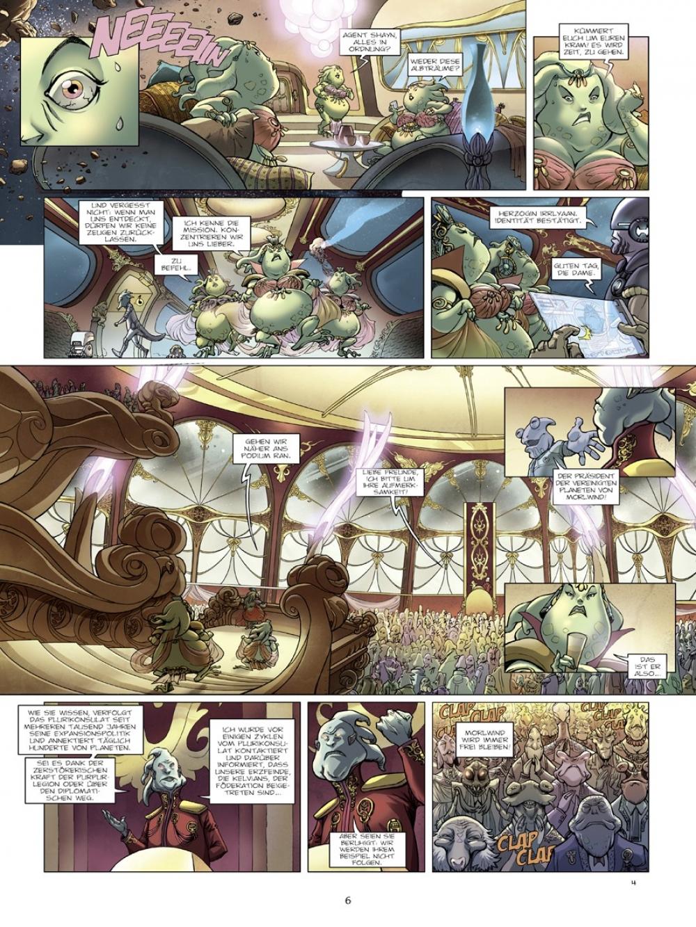 42 - Intergalaktische Agenten 3 : Shaÿn