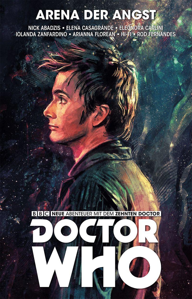 Doctor Who: Der zehnte Doctor 5: Arena der Angst