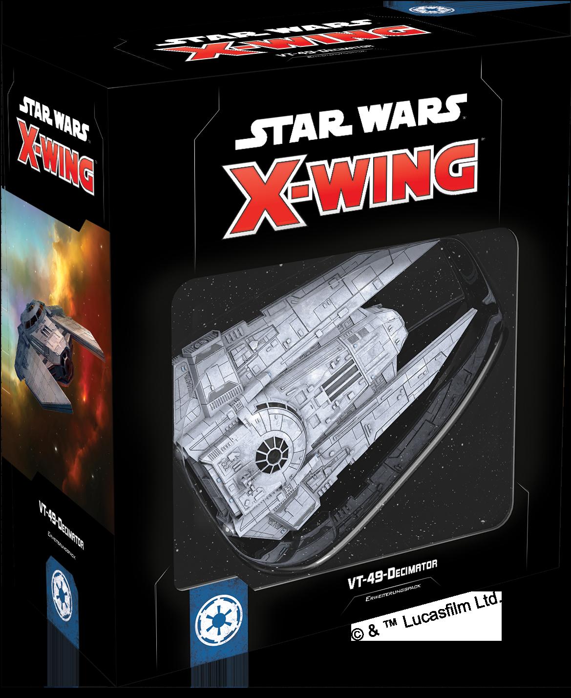 SW: X-Wing 2.Ed. - VT-49-Decimator