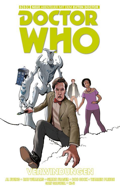 Doctor Who: Der elfte Doctor 3 : Verwindungen