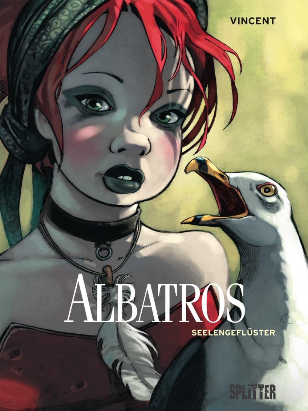 Albatros 3 : Seelengeflüster