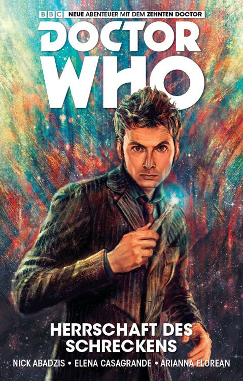 Doctor Who: Der zehnte Doctor 1: Herrschaft des Schreckens