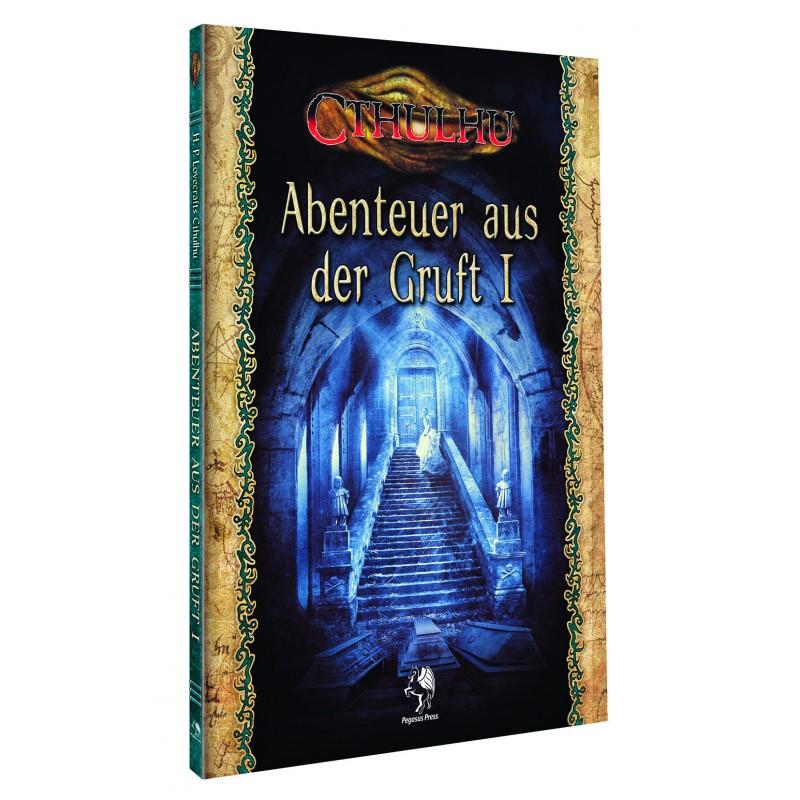 Cthulhu: Abenteuer aus der Gruft I (Softcover)