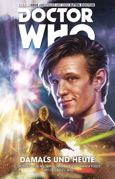 Doctor Who: Der elfte Doctor 4: Damals und Heute