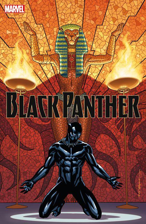 Black Panther 4: Schurken und Götter