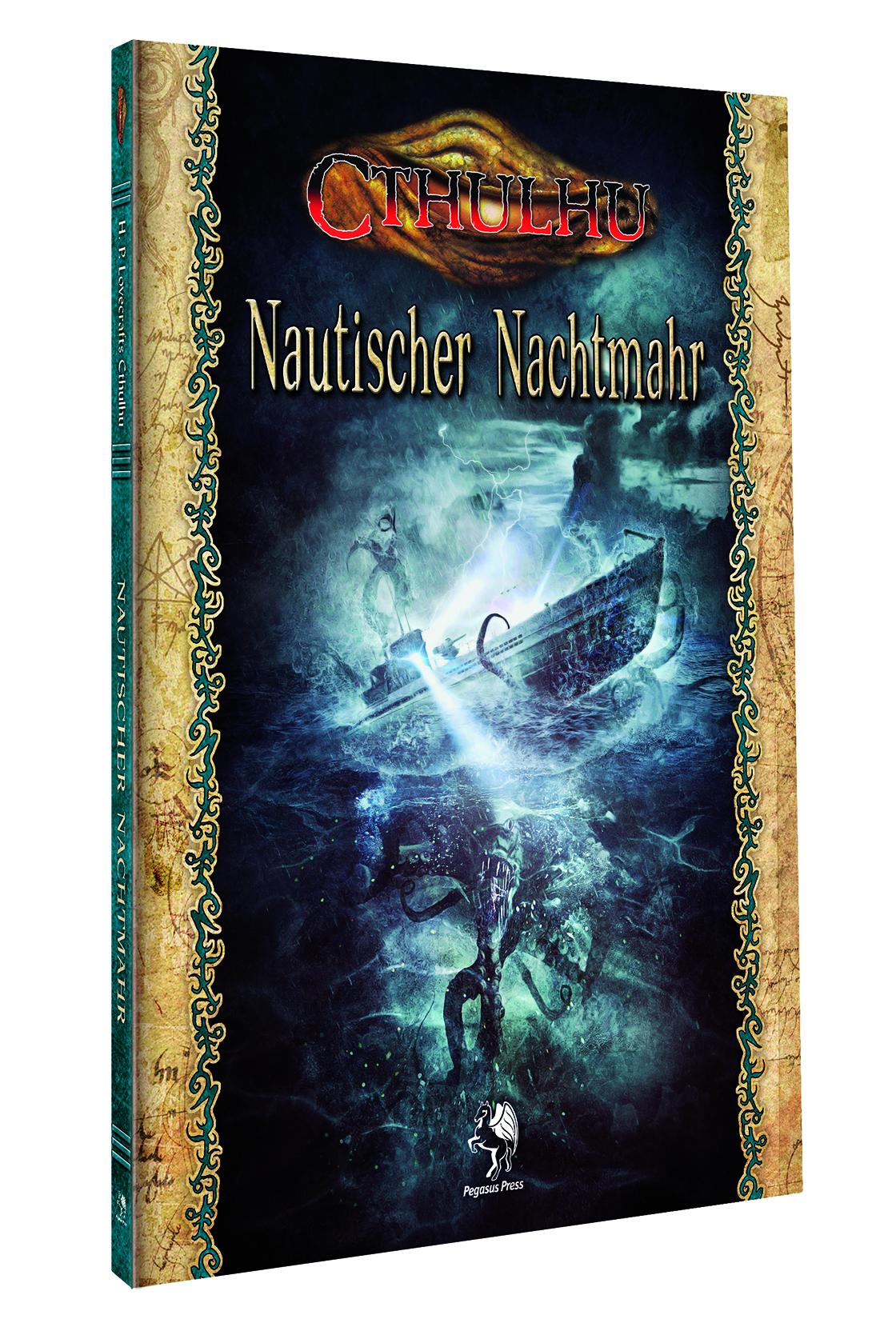 Cthulhu: Nautischer Nachtmahr (Softcover)