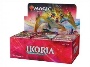 Ikoria: Lair of the Behemoth Draft-Booster-Display Englisch