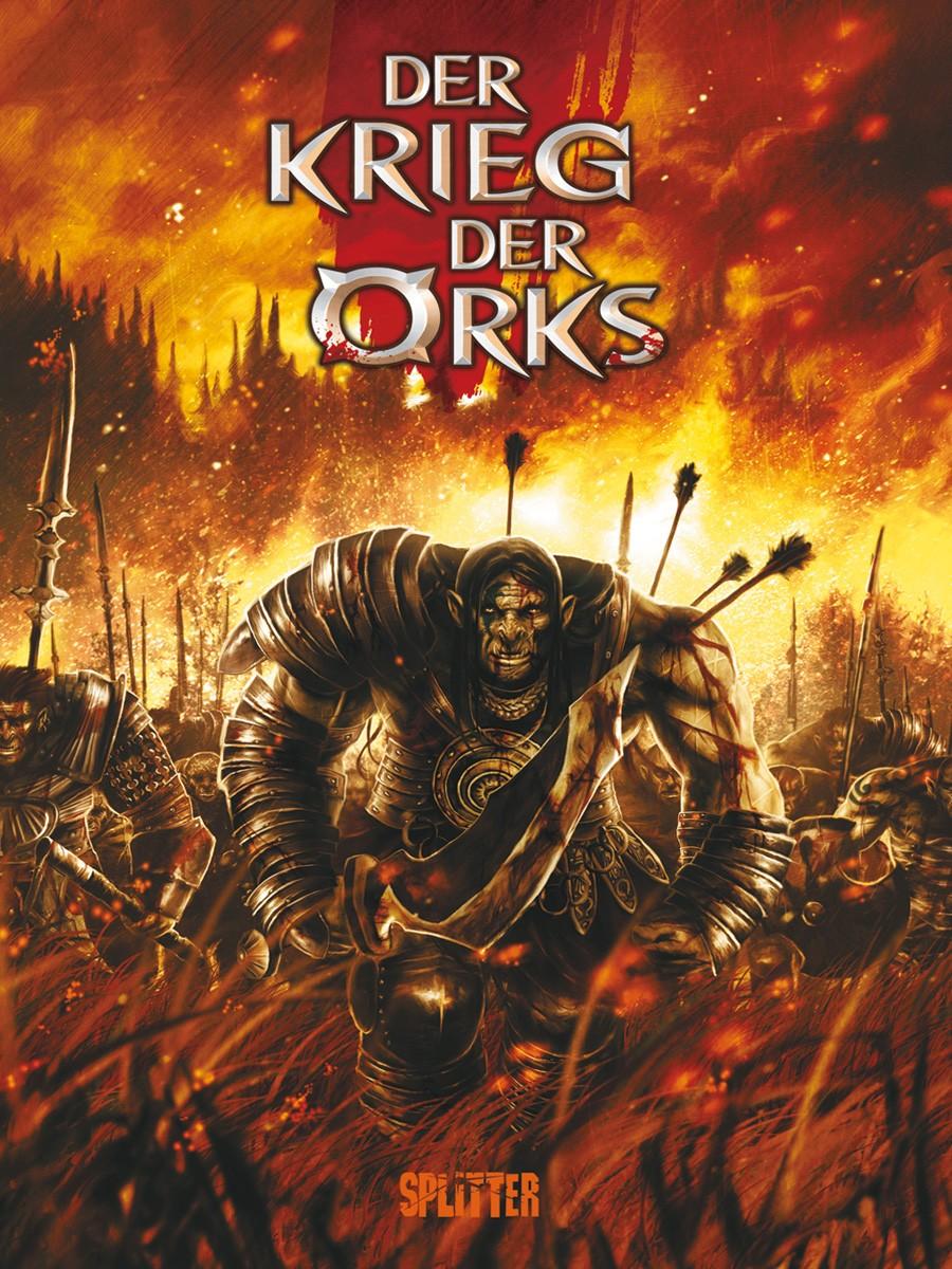 Der Krieg der Orks 01 : Die Kunst des Krieges