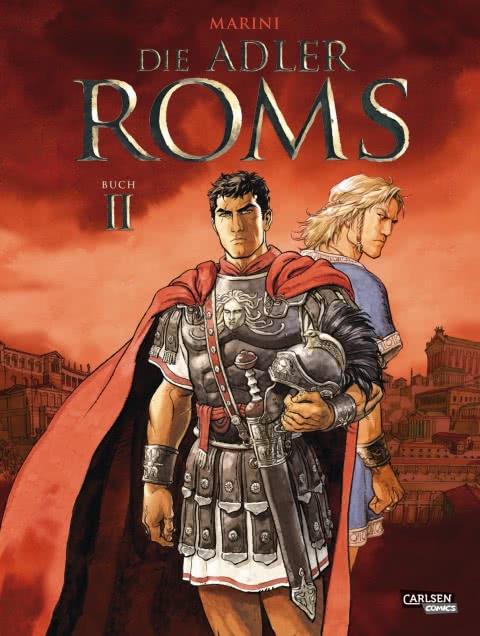 Die Adler Roms Hardcover 2: Die Adler Roms 2 (Hardcover)