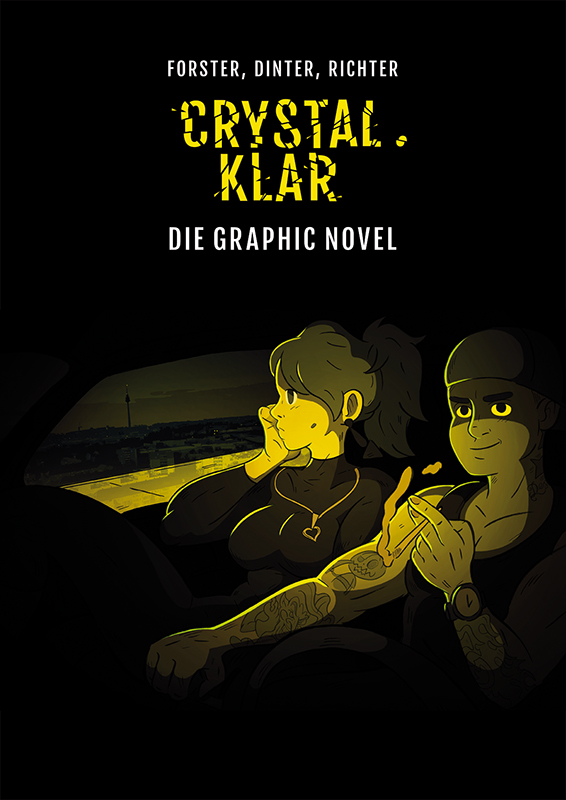 Crystal.Klar –Die Graphic Novel