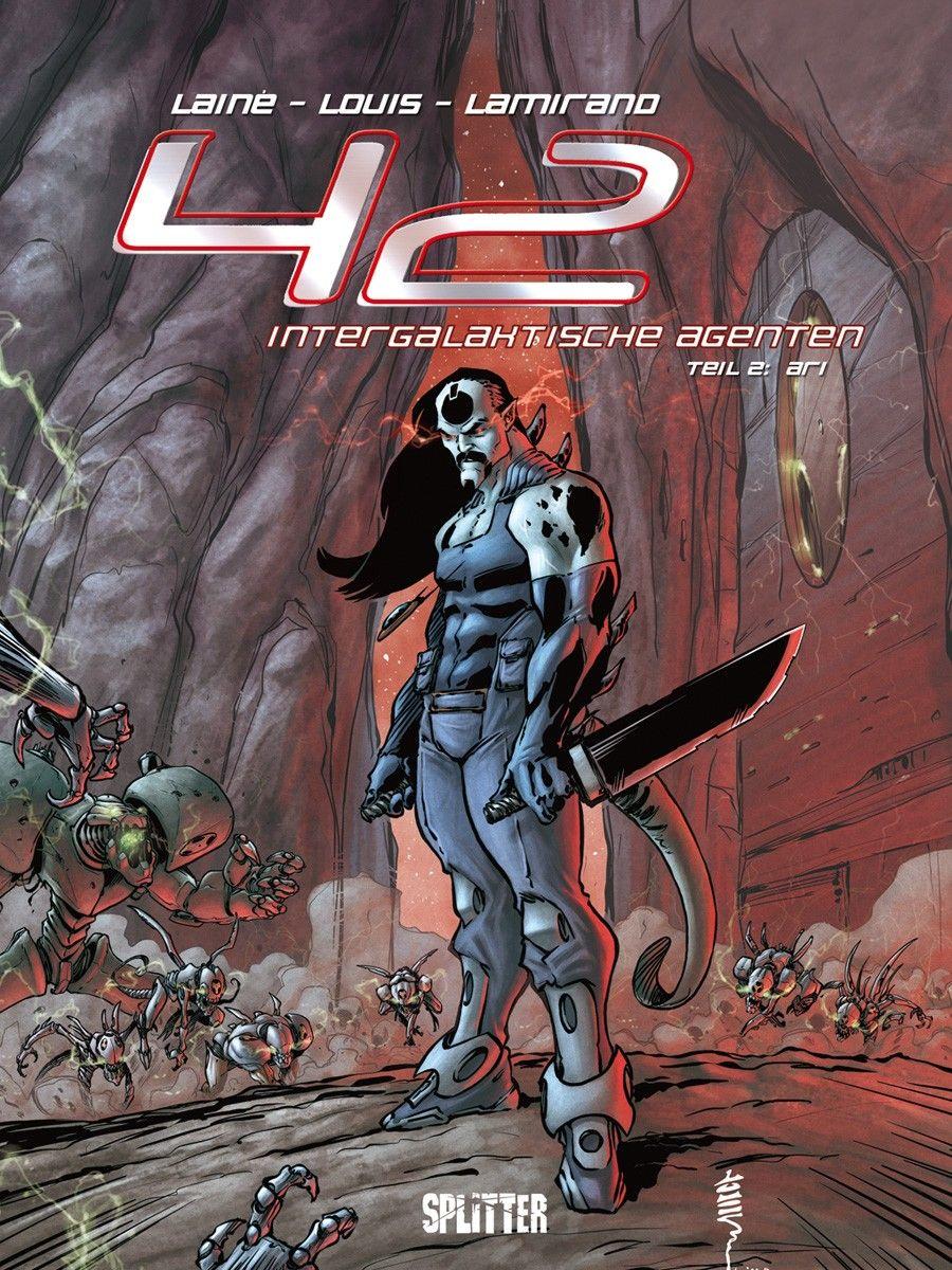 42 - Intergalaktische Agenten 2 : Ari