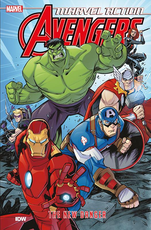 Marvel Action: Avengers 1 –Helden im Einsatz