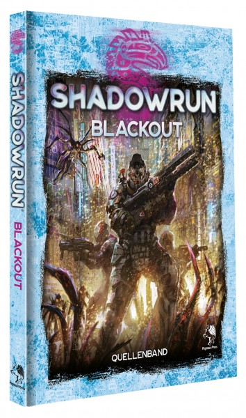 Shadowrun: Blackout (Hardcover)