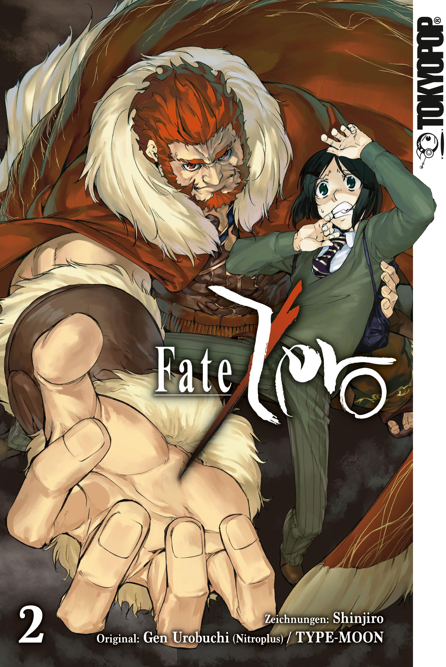 Fate / Zero, Band 02