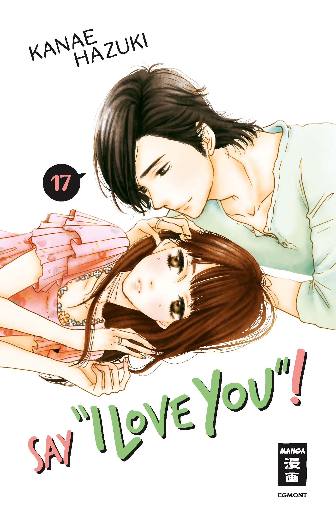 "Say ""I love you""! 17"