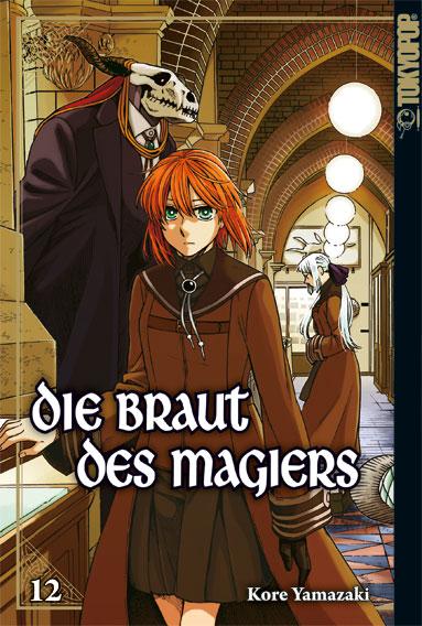 Die Braut des Magiers, Band 12