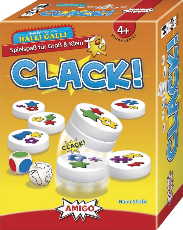 Clack! (ehm. Klack! )
