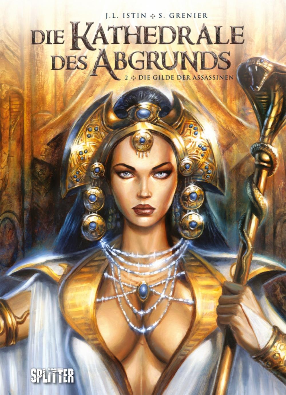 Die Kathedrale des Abgrunds 2 : Die Gilde der Assassinen