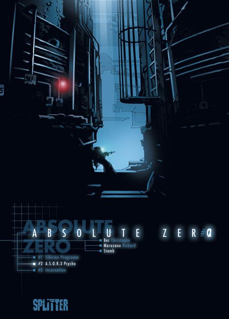 Absolute Zero 2 : A.S.O.R.3 Psycho